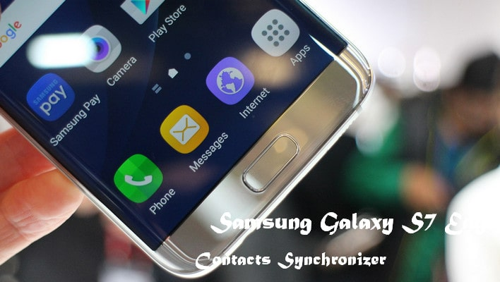 backup galaxy s7 contacts