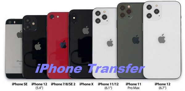 old iPhone to new iPhone Transfer