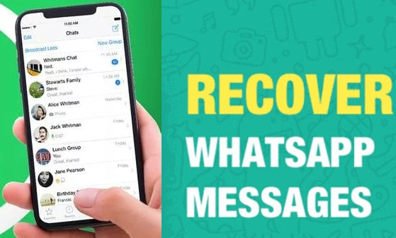 recover deleted whatsapp messages to iphone 12