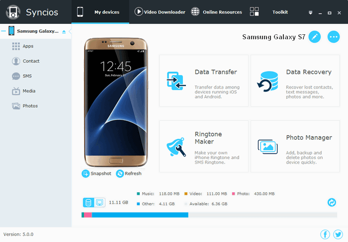 galaxy s7 manager